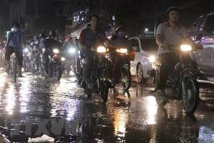 TP Hồ Chí Minh: Chủ động ứng phó với triều cường