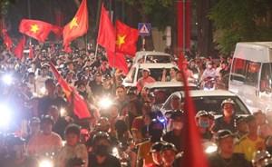 Truyền thông châu Á tán dương chiến thắng của đội tuyển Việt Nam