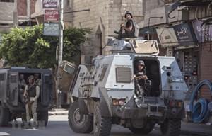 Ai Cập tấn công tiêu diệt 17 phiến quân ở Bắc Sinai