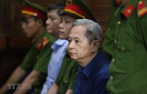 Bị cáo Nguyễn Hữu Tín ăn năn hối lỗi
