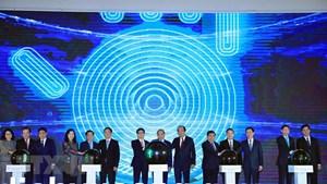 Thủ tướng Nguyễn Xuân Phúc dự khai trương Cổng Dịch vụ công quốc gia