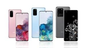 Samsung triển khai dịch vụ trải nghiệm thử điện thoại mới tại nhà