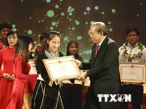 Hà Nội tiếp tục dẫn đầu cả nước về số lượng học sinh giỏi quốc gia