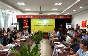 Tháng khuyến mại Hà Nội 2019