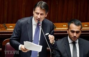 Quốc hội Italy thông qua chính phủ mới do Thủ tướng Conte đứng đầu