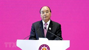 Bài phát biểu của Thủ tướng tại lễ tiếp nhận vai trò Chủ tịch ASEAN