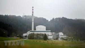 Thụy Sĩ chính thức đóng cửa nhà máy điện hạt nhân đầu tiên