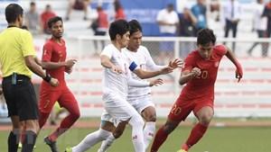 U22 Indonesia vào chung kết sau 120 phút kịch tính trước U22 Myanmar