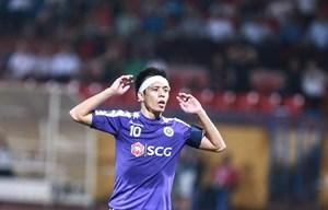 Văn Quyết bị treo giò hết V-League 2019