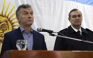 Tư lệnh Hải quân Argentina mất chức vì vụ tàu ngầm mất tích