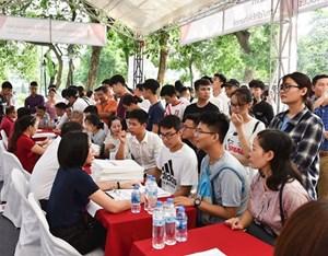 Điểm chuẩn đại học 2019: Dự báo tăng cao ở một số nhóm ngành