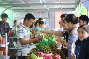 Tuần lễ nhãn và nông sản an toàn tỉnh Sơn La