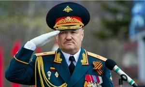 Tướng Nga tử trận ở Syria