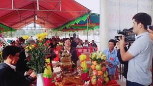 Tưởng niệm 50 năm vụ thảm sát tại làng Hà My
