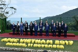 Tuyên bố chung Hội nghị Các nhà lãnh đạo Kinh tế APEC lần thứ 25