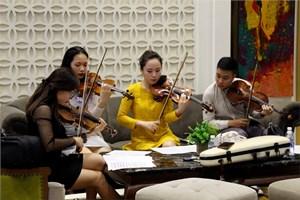 Tuyển chọn nhân tài cho Sun Symphony Orchestra: Chuyên nghiệp, nghiêm túc và đầy hứng khởi