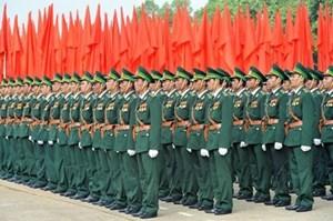 Tuyển chọn quân nhân chuyên nghiệp, viên chức quốc phòng