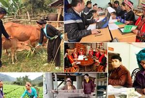 Tuyên Quang: Hỗ trợ các hộ đồng bào dân tộc thiểu số khó khăn