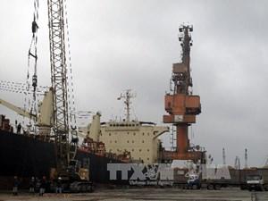 Tuyến vận tải container Nghi Sơn - Bến Nghé đi vào hoạt động