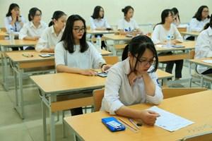 Tuyển sinh đại học, cao đẳng 2020: Chỉ xác định điểm sàn  với nhóm ngành đào tạo giáo viên, sức khỏe