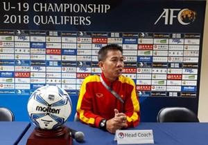 U19 Việt Nam thắng trận ra quân, HLV Hoàng Anh Tuấn vẫn không hài lòng