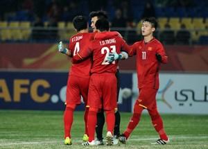 'U23 Việt Nam gặp đối thủ mạnh hơn Iraq và Syria'