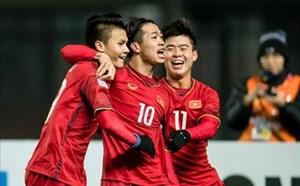U23 Việt Nam sẽ gặp U23 Barcelona tại Mỹ Đình