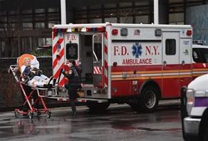 Mỹ ghi nhận hơn 100.000 ca nhiễm Covid-19, New York là tâm dịch