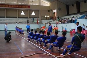 Giải vô địch Đẩy gậy và Giải vô địch Kéo co toàn quốc