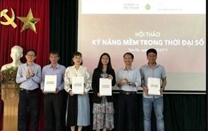 Quảng Nam: Hội thảo 'Kỹ năng mềm trong thời đại số'