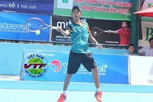 Văn Phương lần đầu vào vòng 3 giải quần vợt nhóm 1 ITF