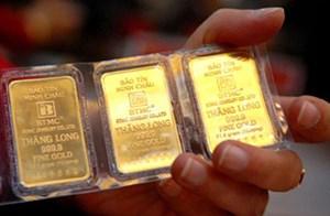 Vàng Rồng Thăng Long giảm tới 480.000 đồng so với đầu tuần