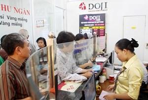 Vàng Rồng Thăng Long tiếp tục cao hơn thương hiệu SJC 260.000 đồng