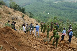 Quảng Nam: Hơn 19 tỷ đồng để đóng cửa mỏ vàng Bồng Miêu