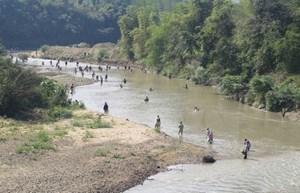 Về việc vỡ ao chứa chất thải ra suối Nậm Núa (Điện Biên): Nước thải vượt quy chuẩn gấp nhiều lần