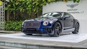 [VIDEO] Cận cảnh siêu xe Bentley Continental GT 2018