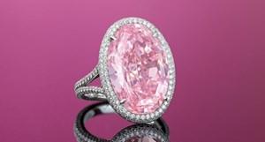 Viên kim cương hồng quý hiếm giá 32 triệu USD