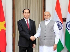 Việt Nam - Ấn Độ: Nỗ lực hướng đến kim ngạch thương mại 15 tỷ đô la