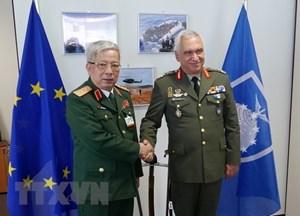 Việt Nam có bài phát biểu quan trọng về gìn giữ hòa bình tại EU