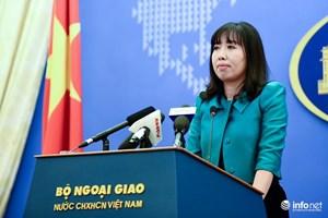 Việt Nam đánh giá cao kết quả hội đàm thượng đỉnh Triều Tiên-Hoa Kỳ