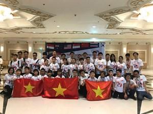 Việt Nam đạt giải cao tại kỳ thi vô địch các đội tuyển Toán thế giới