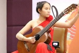Việt Nam giành giải Nhất Liên hoan guitar quốc tế châu Á