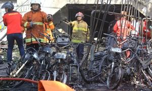 Việt Nam gửi chia buồn các vụ khủng bố tại Indonesia