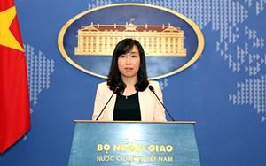 Việt Nam hoan nghênh đối thoại liên Triều