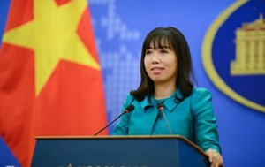 Việt Nam phản đối Đài Loan diễn tập bắn đạn thật gần đảo Ba Bình