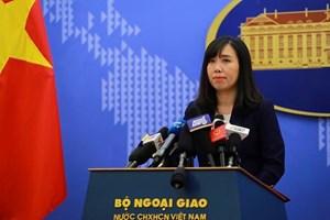 Việt - Trung mở rộng hợp tác cùng có lợi trên Biển Đông