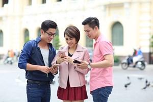 VinaPhone tặng 20% vào tài khoản khuyến mại sử dụng các mạng trong nước