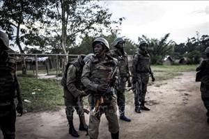Quân đội Congo tiêu diệt hàng chục phiến quân Hồi giáo