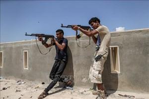 Libya: Quân đội miền Đông tấn công nhiều mục tiêu của GNA