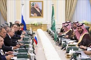 Nga và Arab Saudi ký kết nhiều thỏa thuận hợp tác